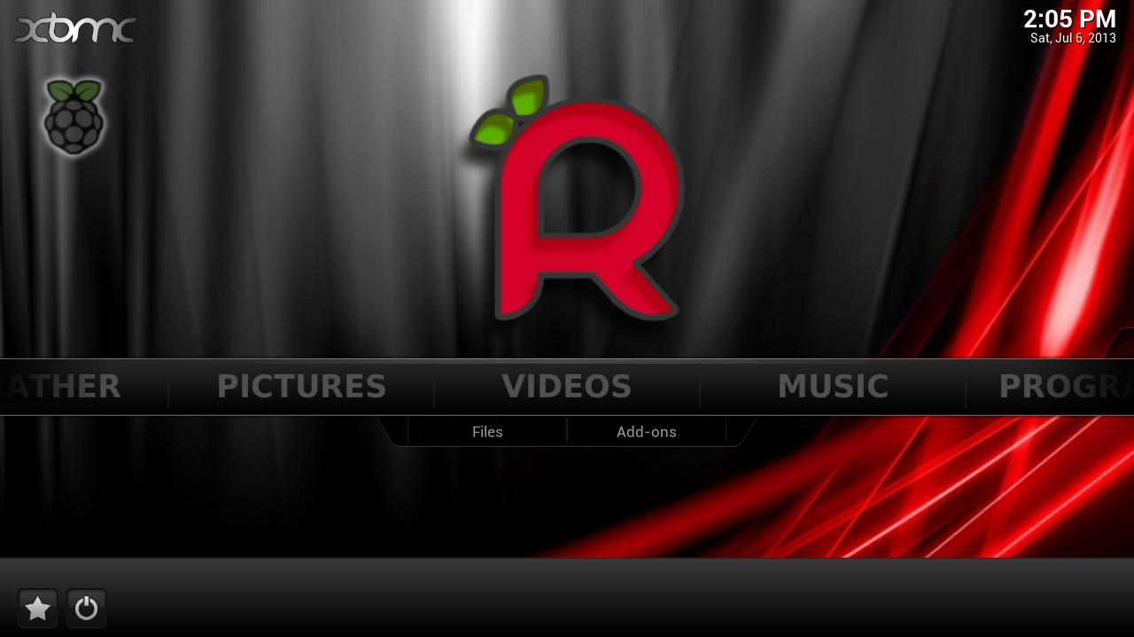 Raspberry pi xbmc download